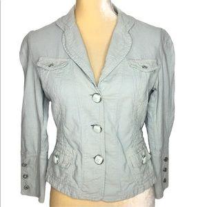 Dolce & Gabbana Vintage Button Jacket